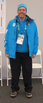 January 2010 (volunteering at Winter Olympics) - 242 lbs.