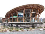 The Adventure Centre, just off the highway