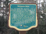 History of the mine at Britannia Beach
